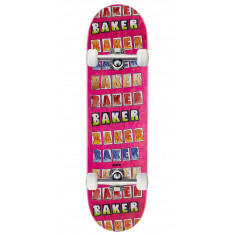 Baker Dee Colored Pencil Skateboard Complete - 8.475""