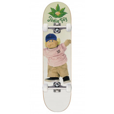 Deathwish Foy Cannapatch Kid Skateboard Complete - 7.875""
