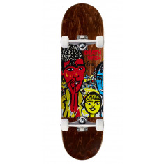 Deathwish Greco Street Kids Skateboard Complete - 8.475""