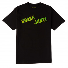 Shake Junt Neen Grip T-Shirt - Black