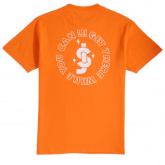 Shake Junt Bling T-Shirt - Orange