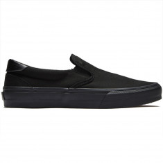 Straye Ventura Shoes - Black/Black Canvas