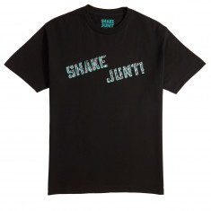 Shake Junt Kirby Grip Tape T-Shirt - Black