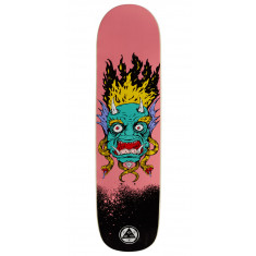 Welcome Old Nick on Bunyip Skateboard Deck - Pink - 8.0""