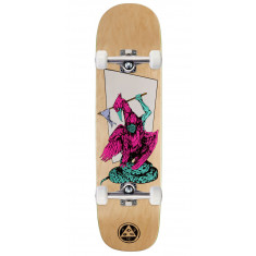 Welcome Twenty Eyes on Yung Nibiru Skateboard Complete - Natural - 8.25""