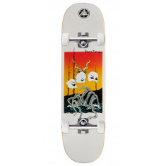 Welcome Masquerade Ryan Townley Pro Model On Enenra Skateboard Complete - White - 8.50""