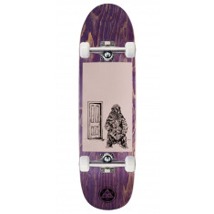 Welcome Go Darker on Pysanka Skateboard Complete - Pink - 8.50""