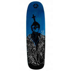 Welcome American Idolatry on Son of Golem Skateboard Deck - Black - 8.75""