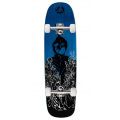 Welcome American Idolatry on Son of Golem Skateboard Complete - Black - 8.75""