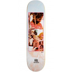 Politic Quim Series Nawrocki Skateboard Deck - 8.00""