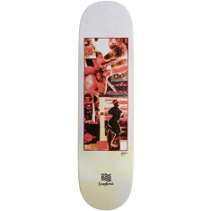 Politic Quim Series Cardona Skateboard Deck - 8.25""