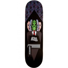 Politic Population Control Skateboard Deck - 8.38""