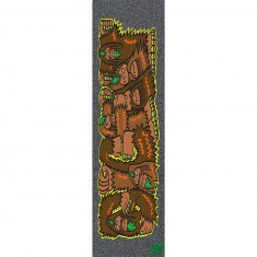 Mob X Bigfoot Grip Tape - Bigfoot Knot