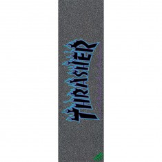 Mob X Thrasher Grip Tape - Blue Flame