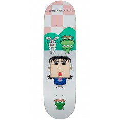 Frog Scream Ur Dream Skateboard Deck - 8.50""