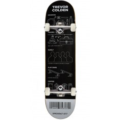 Skate Mental Colden Contents Skateboard Complete - 8.06""
