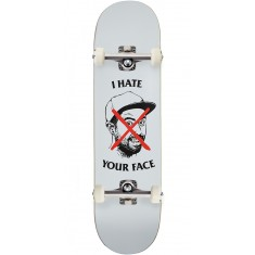 Skate Mental Staba I Hate Your Face Skateboard Complete - 8.25""