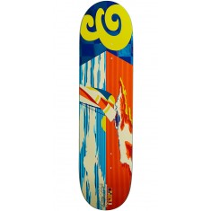 Expedition Tradewinds Hoyle Skateboard Deck - 7.90""