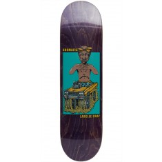 Sk8 Mafia Legends 2 Gray Skateboard Deck - 8.25""