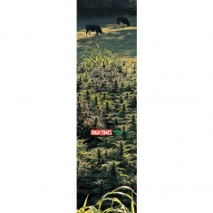 Mob X High Times Field of Dreams Grip Tape