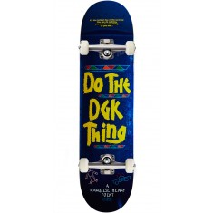 """DGK Thing Quise Skateboard Complete - 8.06"""""""