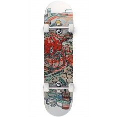 Birdhouse Lizzie Favorites Prism Skateboard Complete - 7.75""