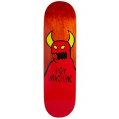 Toy Machine Sketchy Monster Skateboard Deck - 9.00""