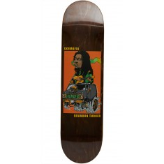 "Sk8 Mafia Legends 2 Turner Skateboard Deck - 8.19"" - Brown"