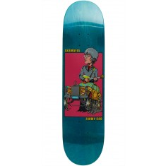 "Sk8 Mafia Legends 2 Cao Skateboard Deck - 7.80"" - Teal"