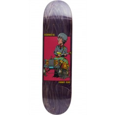 "Sk8 Mafia Legends 2 Cao Skateboard Deck - 7.80"" - Purple"