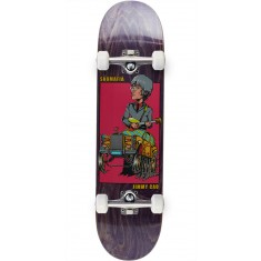 "Sk8 Mafia Legends 2 Cao Skateboard Complete - 7.80"" - Purple"