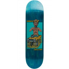 "Sk8 Mafia Legends 2 Gray Skateboard Deck - 8.25"" - Teal"