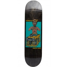 "Sk8 Mafia Legends 2 Gray Skateboard Deck - 8.25"" - Black"