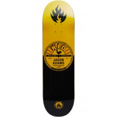 Black Label Jason Adams KID Records Skateboard Deck - 8.68""