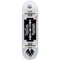 Black Label Chris Troy Razorblade Skateboard Complete - 8.50""