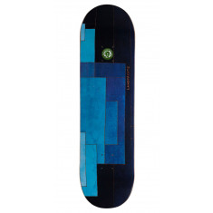Landyachtz ATV Watercolor Longboard Deck
