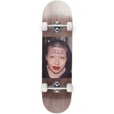 Baker Super Fan Skateboard Complete - Dustin Dollin - 8.125 - Black Stain