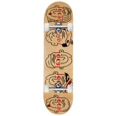 """Less Than Local Logo Family Skateboard Complete - 8.25"""""""