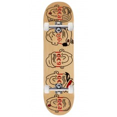 """Less Than Local Logo Family Skateboard Complete - 8.50"""""""
