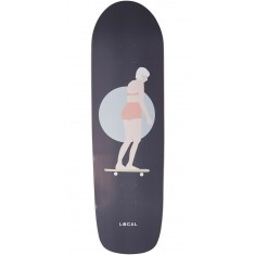 Less Than Local Babe Cruiser Skateboard Deck - 9.125""
