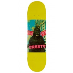 Create Gahzirra Skateboard Deck - 8.50""