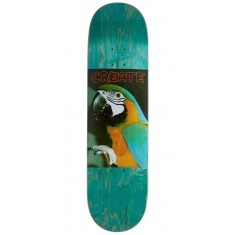 Create Parrot Skateboard Deck - 8.25""