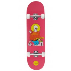 """Pizza Big Cheese Skateboard Complete - 8.50"""""""