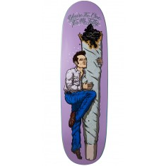 Paisley You're The One For Me Fatty Skateboard Deck - 8.875""