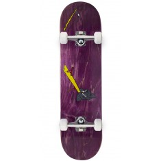 "Less Than Local Creaper Skateboard Complete - 8.25"" - Purple"