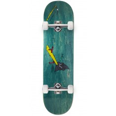 "Less Than Local Creaper Skateboard Complete - 8.50"" - Teal"
