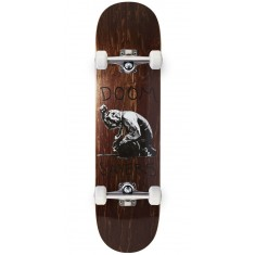 "Doom Sayers Death of a Salesman Skateboard Complete - 8.08"" - Brown"