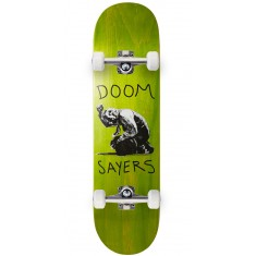 "Doom Sayers Death of a Salesman Skateboard Complete - 8.28"" - Green"