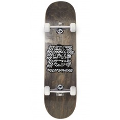 "Doom Sayers Ghost Face Skateboard Complete - 8.28"" - Black"