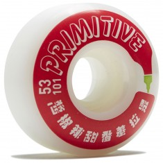 Primitive X Huy Fong Bottle Skateboard Wheels - 53mm 101a